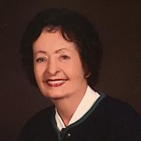 """Margaret """"Peggy"""" Ann (Coash) Ford"""