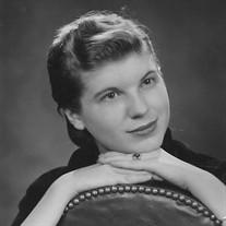 Peggy Love Crowder Watkins