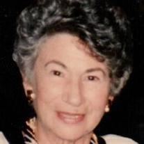 """Mrs. Kathryn """"Kitty"""" Hurst Gerling"""