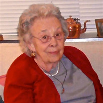 Mrs. Dolores Wilter Bolte