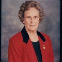 Martha Elizabeth Briley
