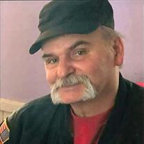 """Robert  J. """"Bubba"""" McGregor II"""