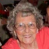Dolores Irene Mitchell