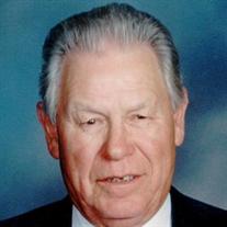 James (Jim) Clifford Tedrow