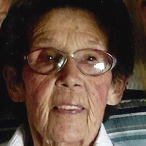 Mrs. Annie Mae Brewer