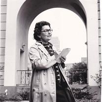 Doris Cunneen Vargo