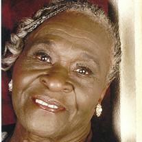 Mrs. Margaret Elizabeth Smith-Johnson