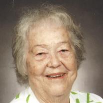 Mrs. Alaska Faye Morgan