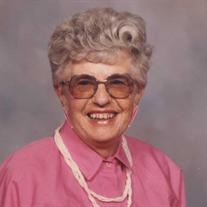 Margery Eleanor Randall