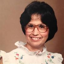 """Juanita """"Jenny"""" Carolina Davis"""