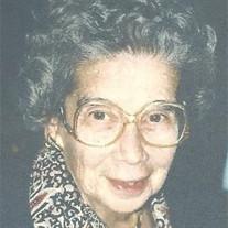 Betty Ann Miller