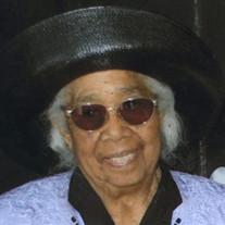 Thelma D. Buchanan