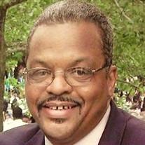 Rev. Calvin Eugene Ashby Jr.