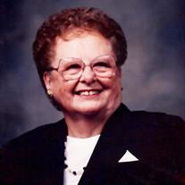 Margaret Frank