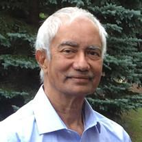 Mr. Kumar Vijaykumar of Inverness