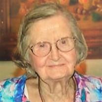Edith Maude Phillips Church Hammon