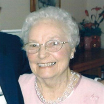 Mrs. Catherine Arbuthnot-Pratt