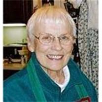 Joan May Pfeifer