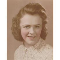 Doris Knight Stedman