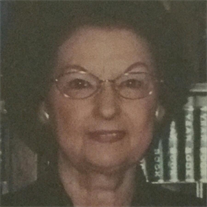 Mrs Jean Faye (Cauley) McLeod