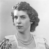 Mrs. LaVerne Weden Headman
