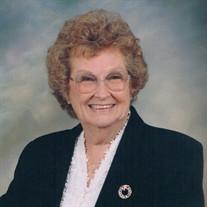 Marjorie Gladys Thrift