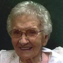 M. June Frickey Dockery