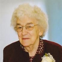 Josephine M. Benzick