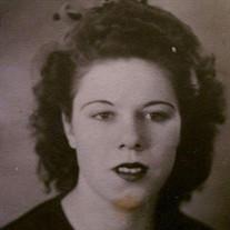 Josephine Lowry