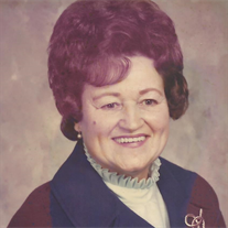 Gladys Constance  Hannah