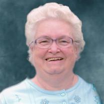 """Margaret """"Peggy"""" Linda Reynolds"""
