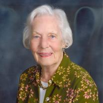 Mrs. Mary Fanning Bursley