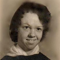 "Miss Linna Elizabeth ""Beth"" McSwain"