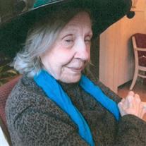 "Elizabeth ""Betty"" Lois Kramer Crumley"