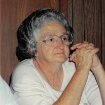 Mrs. Dora Elizabeth Thompson Jones