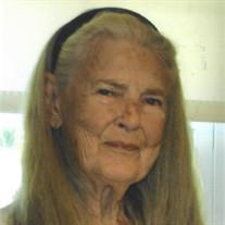 Betty Jean Barbee Patterson