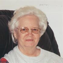 Mrs. Rae June Green