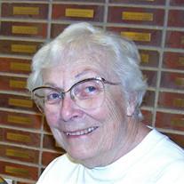 Gladys Claire Kunter