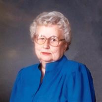 Julia Reid Cornelius
