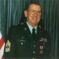 Sgt. Maj. Frederick Franklin Cameron