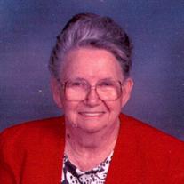 Peggy Crocker Goff