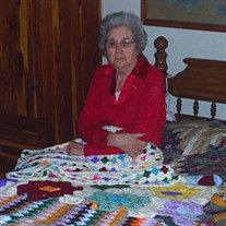 Mrs. Nellie 'Ma Cooter' Garcin