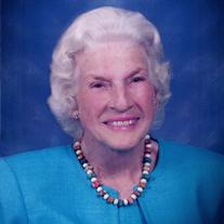 Mrs. Virginia Elizabeth Bradford