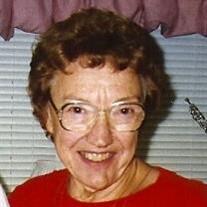 Mrs. Hazel E. LaBarre