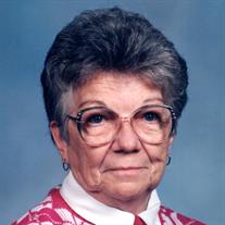 Mrs. Doris Mae Souders