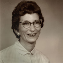 Bertha Deane Carter