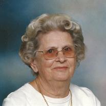 Myra E. Manis