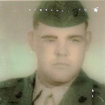 SFC James  Thomas Waller, USMC/MIANG, retired