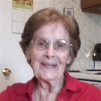 Bertha  M. Hanger