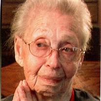 Edith M. Shirley